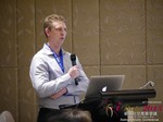 Daniel Haigh - COO of Oasis at the 41st International Asia iDate Mobile Dating Business Executive Convention and Trade Show