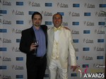 Arthur Malov and Marc Lesnick at the 2015 Internet Dating Industry Awards in Las Vegas