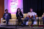Tanya Fathers - CEO of Dating Factory on the Final Panel at the 12th Annual iDate Super Conference