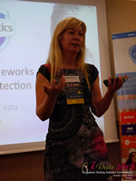 Monica Whitty Professor Of Psychology University Of Liecester at the 2015 London European Union Mobile and Internet Dating Expo and Convention