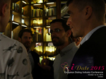 Networking Party At The Library In London For UK Dating And Match Making CEOs And Owners  at the European Union iDate conference and expo for matchmakers and online dating professionals in 2015