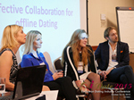 Panel On Effective Collaboration For Offline Dating At at the 2015 iDate Mobile, Online Dating and Matchmaking conference in London