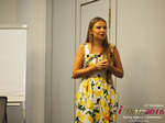 Svetlana Mukha - CEO of Diolli at the 2016 Dating Agency Business Conference in Limassol,Cyprus