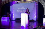 Jenny Gonzalez of Dating Factory Winner of Best Dating Software & Saas at the January 26, 2016 Internet Dating Industry Awards Ceremony in Miami