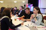 Speed Networking among Dating Professionals at iDate Expo 2016 Miami