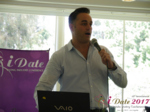 Steven Ward - CEO of Love Lab at the 2017 Internet and Mobile Dating Indústria Conference in L.A.