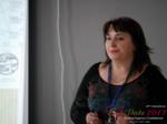 Irina Matulkova at the July 19-21, 2017 P.I.D. Industry Conference in Minsk