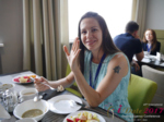 Lunch at the 2017 Minsk Premium International Dating Summit and Convention