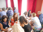 Speed Networking at the July 19-21, 2017 Minsk International Romance Industry Conference