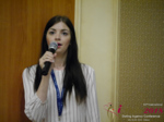 Olga Resnikova - CEO of Ukrainian Space at the 2018 Dating Agency & PID Negócio Conference in